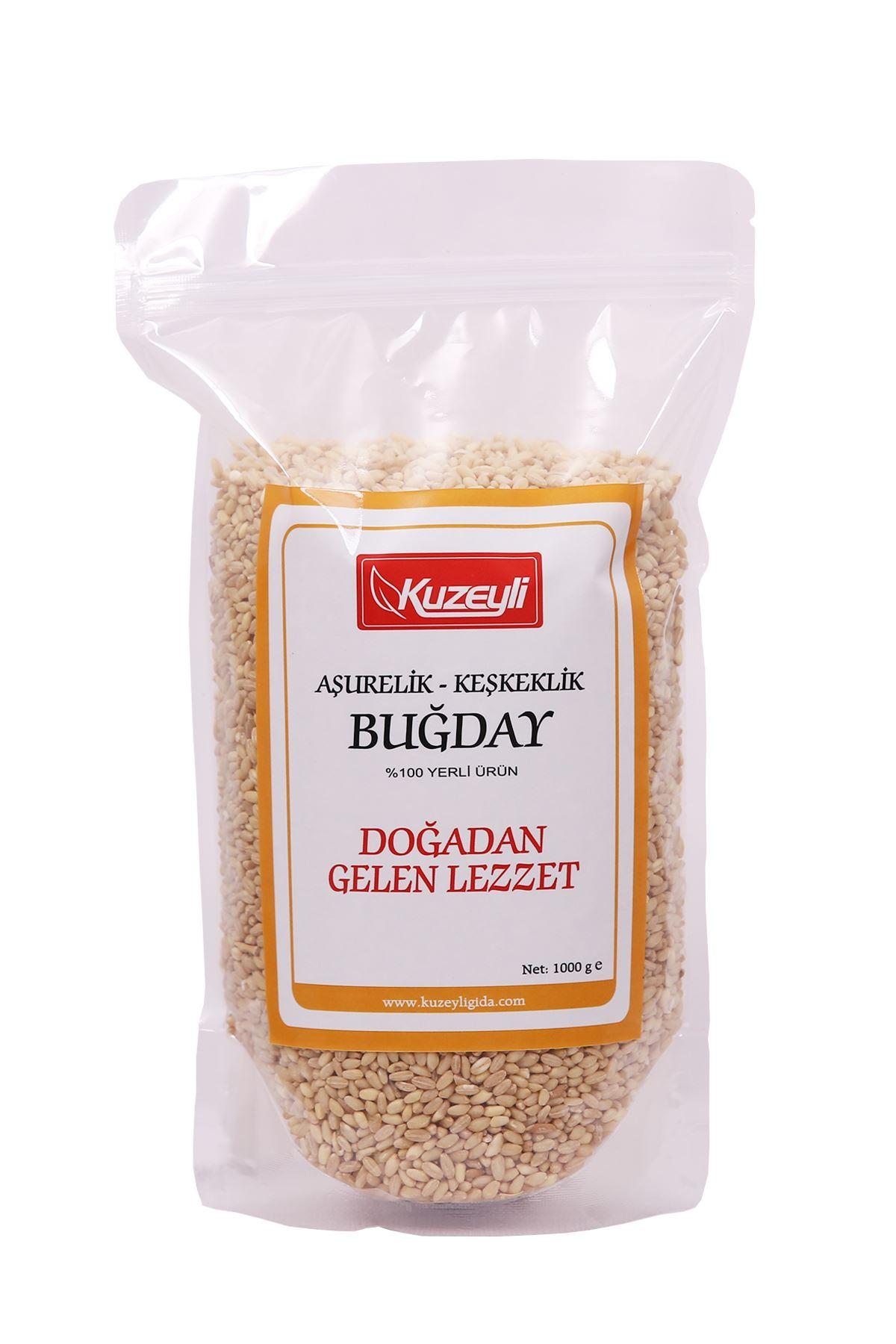 Buğday Aşurelik -Keşkeklik 1 Kg